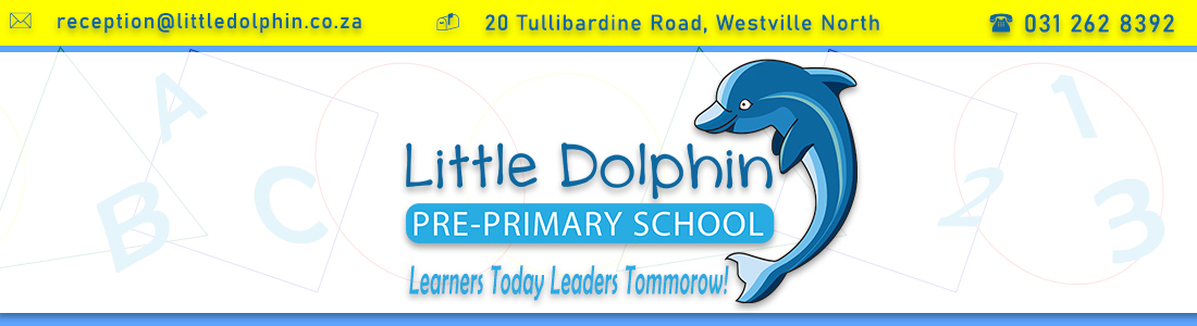 Welcome to Little Dolphin Pre-Primary School based in the Westville North Schooling District, Established in 1978…